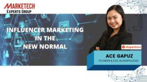 Ace Gapuz, CEO & Founder, Blogapalooza