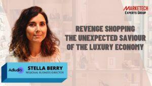 MARKETECH Expert, Stella Barry, Adludio
