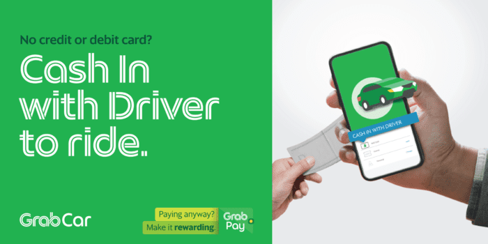 Grab Cash-in with Driver