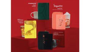 Starbucks 2021 Planners and Organizers