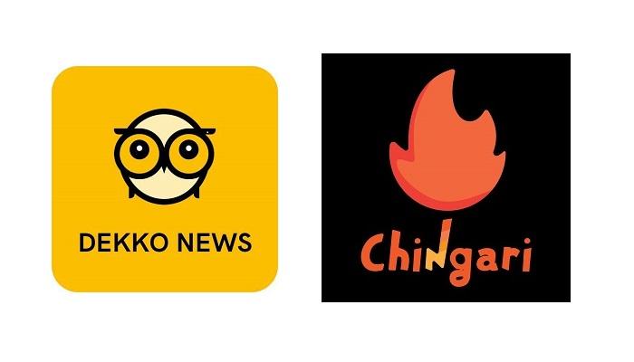 Dekko Chingari partnership