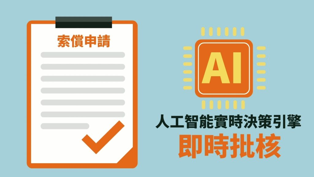Infographic_AI Approves Instant Claims Application