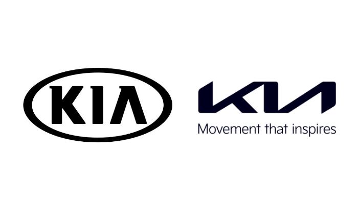 KIA Old New Logo