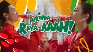 Mirinda Raya 2021 Campaign