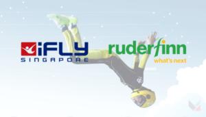 iFLy Singapore Ruder Finn Asia