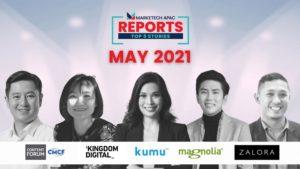 MARKETECH APAC Reports May