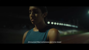 Singtel Olympics Film