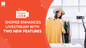 shopee new livestream features
