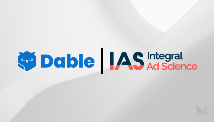 Dable-Integral-Ad-Science-Partnership-Advertisement
