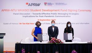 APRW and NTU