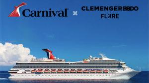 Carnival x Clemenger BBDO Sydney Flare